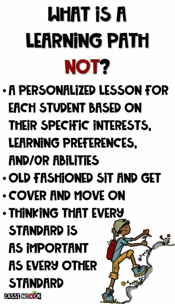 What Is Differentiated Instruction Cassi Noack Differentiated